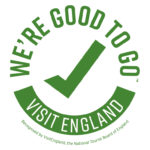 Good to Go Logo - A safe place to visit COVID19